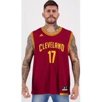 Regata Adidas Nba Cleveland Cavaliers Road 2015 17 Varejão