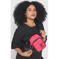 Bolsa Colcci Camera Bag Rosa