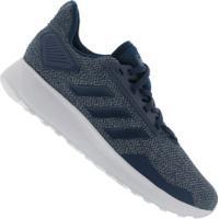 Tênis Adidas Duramo 9 - Masculino - Azul Esc Mescla