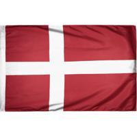 Bandeira Dinamarca Torcedor 2 Panos