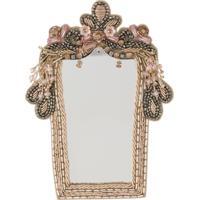 Vivetta Broche De Espelho - Neutro