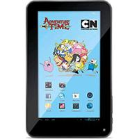 """Tablet Pc Cartoon Network Lcd 7"""" Android 4.1 Wi-Fi 3G Nb100 - Multilaser"""