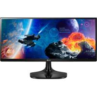 "Monitor Lg 25Um57-P.Awz Ultra Wide - Preto - Led 25"" - Hdmi - 5Ms - Full Hd"