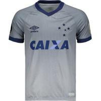Camisa Umbro Cruzeiro Iii 2018 Libertadores Masculina - Masculino