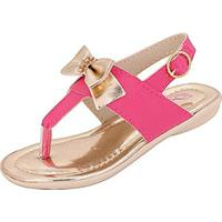 Sandália Infantil Plis Calçados Docinho - Feminino-Pink
