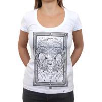 Aries - Camiseta Clássica Feminina