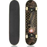 Skate Completo Profissional Black Sheep - Unissex