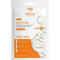 Máscara De Argila Esfoliante Actine Darrow 10G - Unissex-Incolor
