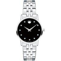 Relógio Movado Feminino Aço - 607207
