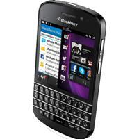 Celular Blackberry Q10 - 2Gb - 3G - 16Gb - 8Mp - Blackberry Os 10 - Preto