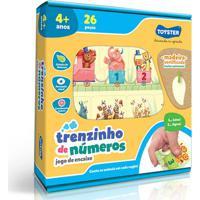 Jogo Educativo - Trenzinho De Números - Toyster