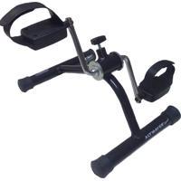 Pedal Cicle Altmayer Al-13 Para Fisioterapia E Fortalecimento Preto