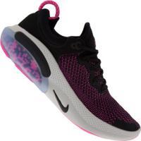 Tênis Nike Joyride Run Fk - Masculino - Preto/Rosa