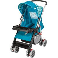 Carrinho De Bebê De Passeio Tutti Baby Thor Azul