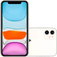 Smartphone Apple Iphone 11 64Gb 4Gb Ram Desbloqueado Branco