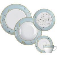 Jogo De Jantar 20 Peças Porcelana Serena 7233020 Germer