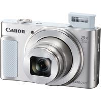 Câmera Digital Canon Sx620 Hs 20Mp/25X/Fhd/Wi-Fi Prata