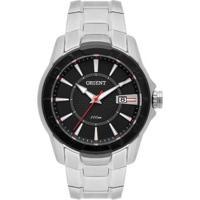 Relógio Masculino Orient Mbss1325-P1Sx Aço - Masculino-Prata