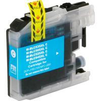 Cartucho Para Brother Lc505   Dcp-J100   Mfc-J200 Cyan Compatível 11Ml