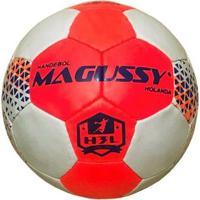 Bola De Handebol Magussy Holanda H3L Grip Costurada - Masculino