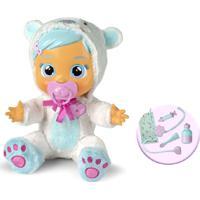 Boneca Cry Babies Kristal Amando E Cuidando Multikids