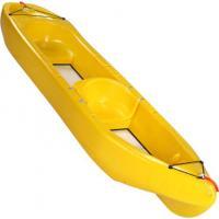 Caiaque Caiaker Aquarius - 2 Pessoas - Amarelo