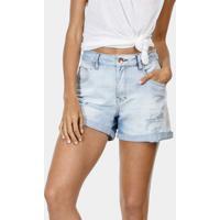 Bermuda Jeans Boyfriend Venice Jeans - Lez A Lez