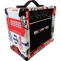 Amplificador Para Guitarra Borne Strike G30 London 15W Rms 6 Pol