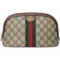 Gucci Nécessaire Ophidia Grande - Neutro