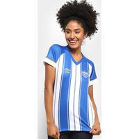 Camisa Avaí I 18/19 S/N° Torcedor Umbro Feminina - Feminino