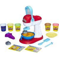 Massa De Modelar Batedeira De Cupcake Play-Doh Hasbro Branco