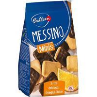 Biscoito Ale Bahlsen Messino Minis Orange & Choco- 100G