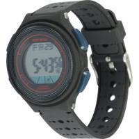 Relógio Digital Mormaii Nxt Kids Mo0974E - Infantil - Preto