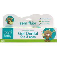 Gel Dental Baby Boni Brasil Clássicos Disney 50G