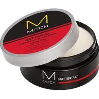 Cera Modeladora Paul Mitchell - Mitch Matterial 85G - Unissex-Incolor