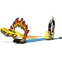 Super Pista Com Mini Carrinho - Street Rod - Toyng