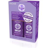 Kit Inoar Speed Blond Duo Shampoo 250Ml + Condicionador 250Ml - Feminino-Incolor
