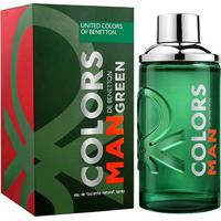 Colors Man Green Benetton - Perfurme Masculino Eau De Toilette - 200Ml - Masculino