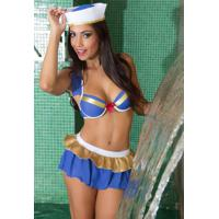Fantasia Marinheira 138 Garota Veneno