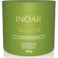 Mascara Inoar Argan Hidratante 1 Kg