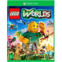 Jogo Lego Worlds - Xbox One - Unissex