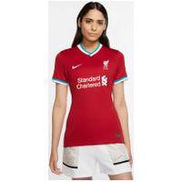 Camisa Nike Liverpool I 2020/21 Torcedora Pro Feminina