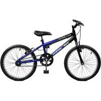 Bicicleta Master Bike Aro 20 Masculina Ciclone Azul