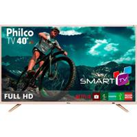 Smart Tv Led 40 Polegadas Full Hd 2 Hdmi 2 Usb Philco Bivolt Ph40E60Dsgwa