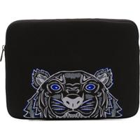 Kenzo Capa Para Notebook 'Tiger' - Preto