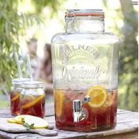 Dispenser Para Suco E Drinks 5L Kilner