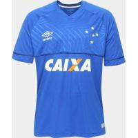 Camisa Cruzeiro I 18/19 S/N° - Jogador Umbro Masculina - Masculino