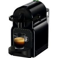 Cafeteira Nespresso Inissia, Preta - 110 Volts