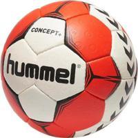 Bola Handebol Hummel Concept Plus Hand H2 - Unissex-Branco