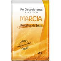 Descolorante Rápido Marcia Protéina Da Seda 20G